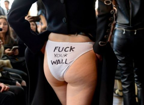 Le message anti-Trump de la Fashion Week