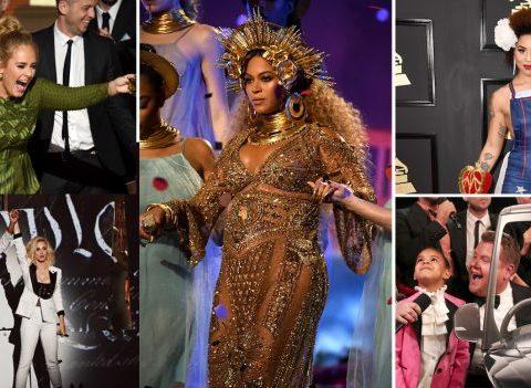 Grammy Awards 2017 : les moments incroyables de la soirée