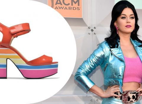 On aime: la collection de chaussures signées Katy Perry