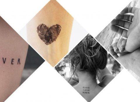 25 tatouages inspirants pour les couples