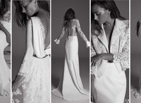 La nouvelle collection de robes de mariée Rime Arodaky