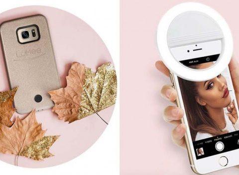 Cinq gadgets malins pour des selfies réussis