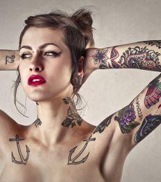 Les 4 meilleures adresses de tatoueurs en Belgique testées par les filles du ELLE