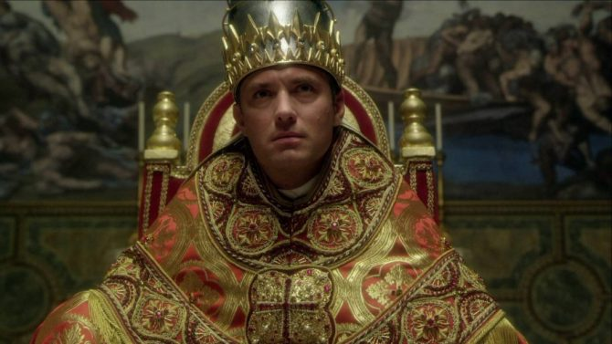 The Young Pope - séries