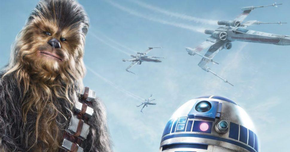 Ressentez le pouvoir deStar Warsà Disneyland® Paris pendantLa Saison de la Force