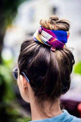coiffures de printemps