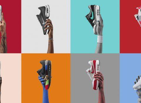 La célèbre Air Max de Nike fête ses 30 ans en grande pompe