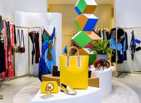 Diane Von Furstenberg réouvre sa boutique à Anvers