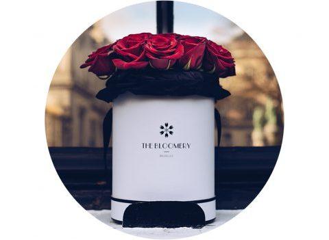 Tendance: la livraison à domicile de roses de luxe 🌹