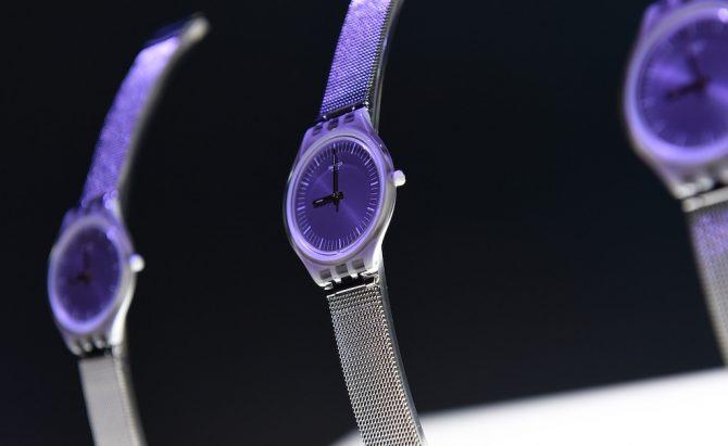 Swatch Skin: de nouvelles couleurs pour la montre seconde-peau - 2