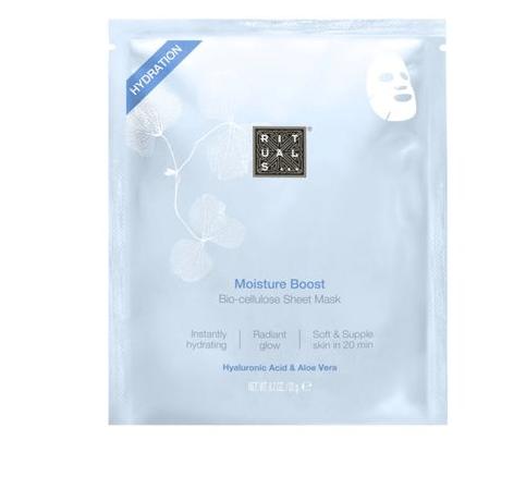 Masque Boost Hydratant Rituals, 9,50 euros.