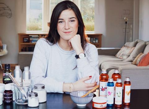 On a testé: 6 recettes de cosmétiques faits maison