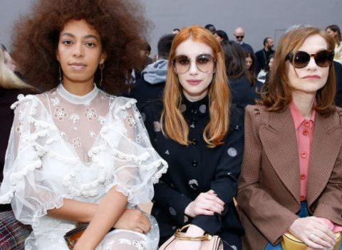 Paris Fashion Week: qui étaient les stars en front row?