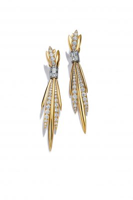 TIFFANY_38172646_Earrings-in-platinum-and-18k-yellow-gold-with-baguette-and-round-brilliant-diamonds,-from-the-Tiffany-2017-Blue-Book-Collection,-the-Art-of-the-Wild.