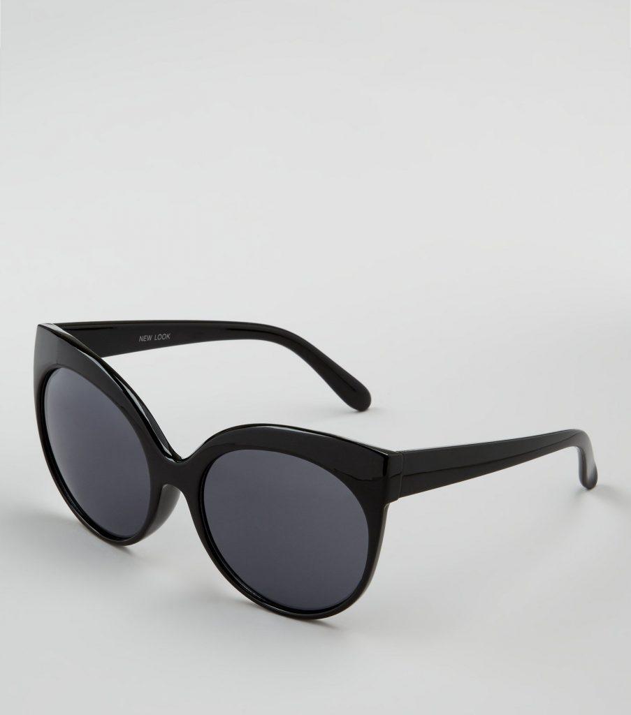 black-oversized-cat-eye-sunglasses