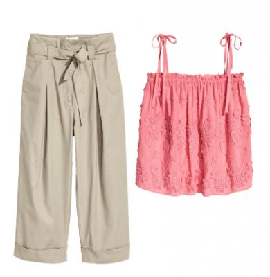 Pantalon & top