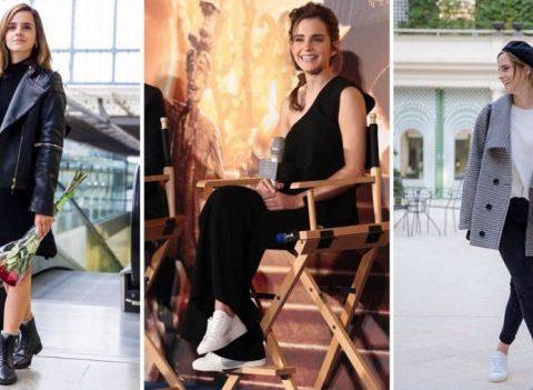 Quelle est la marque de chaussures vegan dont raffole Emma Watson ?