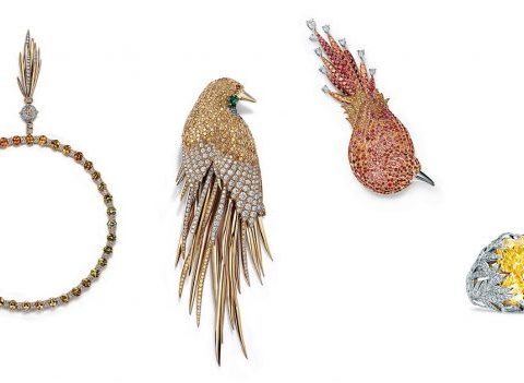 The art of the wild : la nouvelle collection d'exception de Tiffany & Co