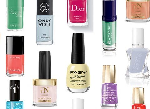 30 vernis qu'on adorera porter ce printemps