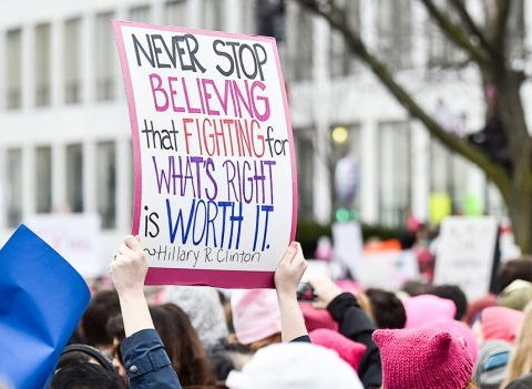 8 mars: 8 bonnes nouvelles pour les droits des femmes