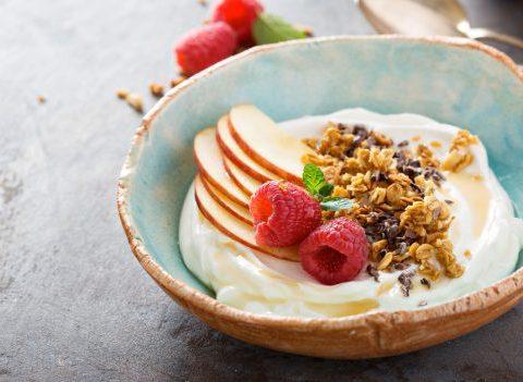 Crème d'avocat et banane, graines de lin : petit-déj express