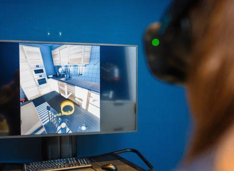La réalité virtuelle s'invite chez IKEA Hasselt