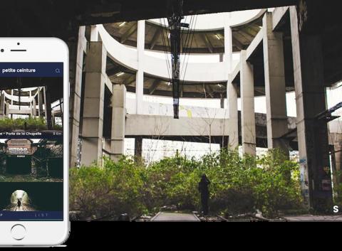 Spotr : l'app qui recense les lieux sympas à photographier à Paris