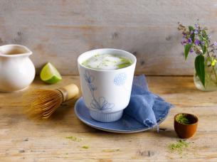 Le thé matcha végétal