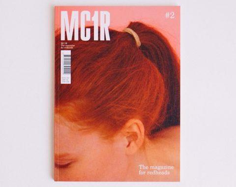 MC1R : le magazine exclusivement consacré aux roux