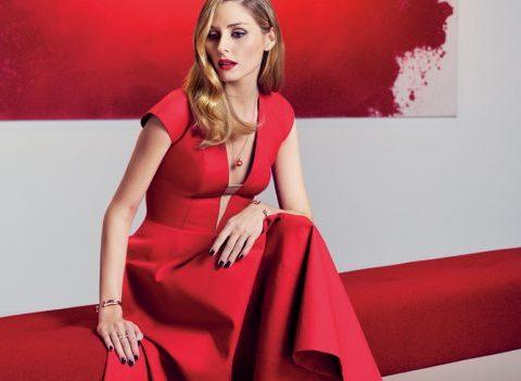 Piaget x Olivia Palermo: un monde de couleurs