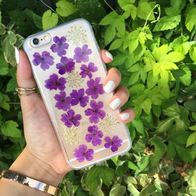 pressed-purple-violets