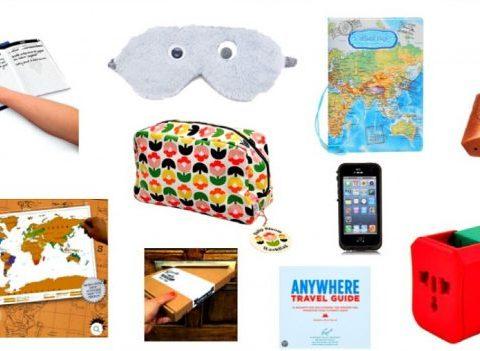 10 cadeaux originaux pour les accros au voyage