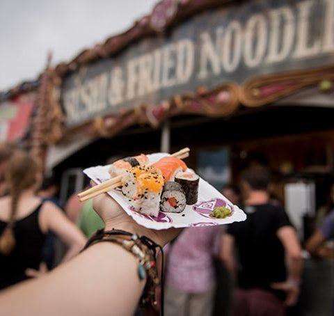 Tomorrowland recherche des talents culinaires