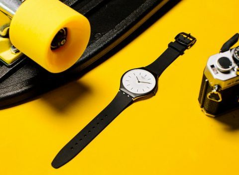 Swatch Skin: de nouvelles couleurs pour la montre seconde-peau