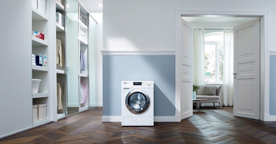 Tentez de remporter une machine à laver Miele!