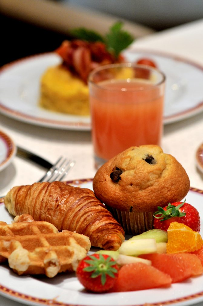 agenda du week-end : brunch au warwick hotel