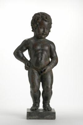 Statue originale©Y.Peeters