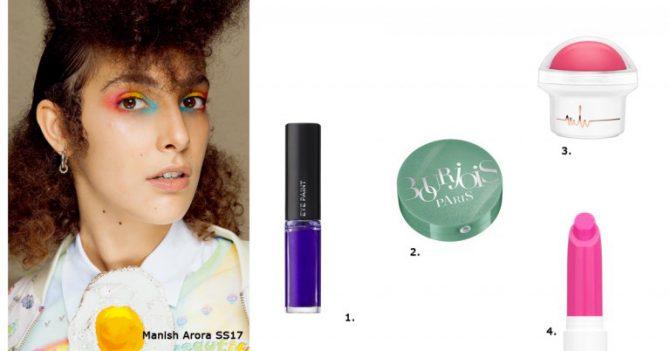 Make-up : quels produits pour copier les tendances du printemps sans se ruiner ? - 1