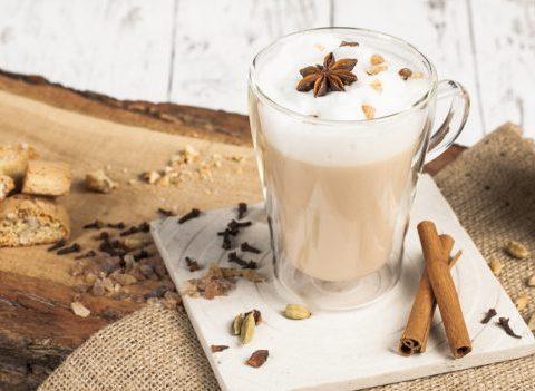 Marre du café ? : testez le chai latte la nouvelle boisson tendance