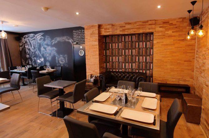 On a testé: Chez Marraine, le nouveau bar à burgers de Schaerbeek - 1