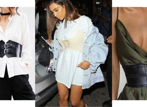 Comment porter la ceinture corset ?