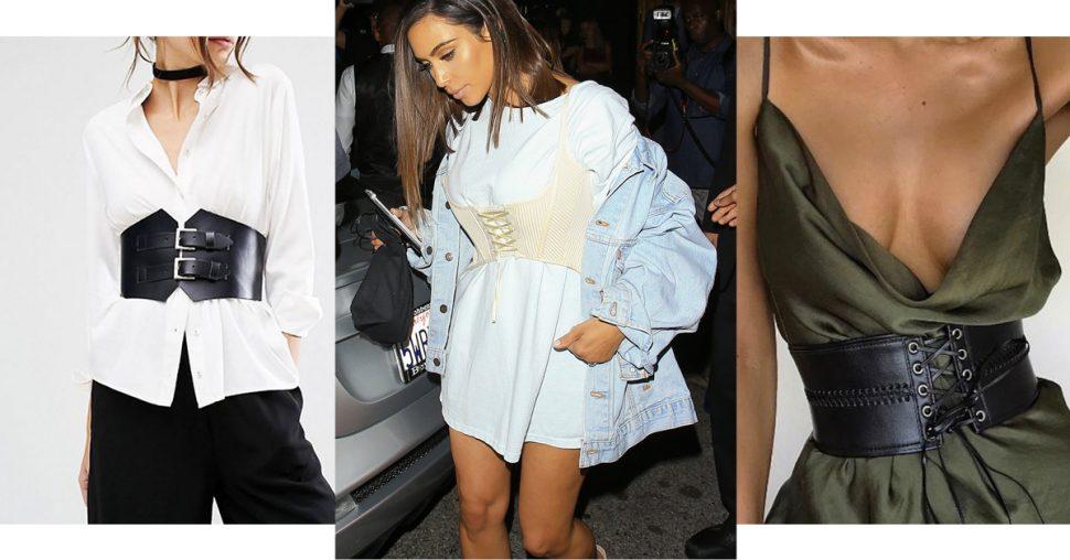 Comment porter la ceinture corset - Porter un corset tous les jours ...