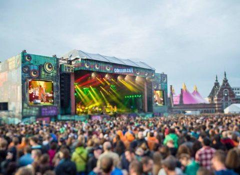 Le festival Couleur Café déménage et s'installe au pied de l'Atomium