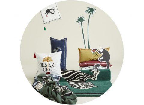 Ambiance «Desert Chic» avec la collab Sissy-Boy x Milou Neelen
