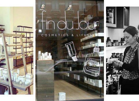 Fin du Jour ouvre sa première boutique à Anvers