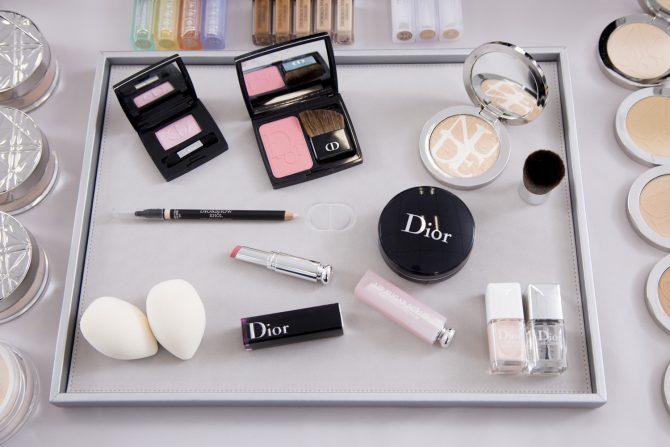 Festival : le maquillage féérique qu'on adore imaginé par Dior - 1