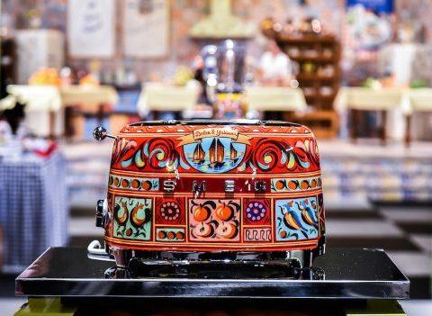 Dolce & Gabbana lance une collection d'appareils de cuisine