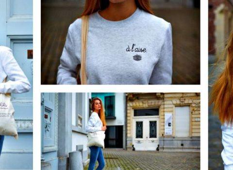Les pulls trop cool de la marque belge Flâneur