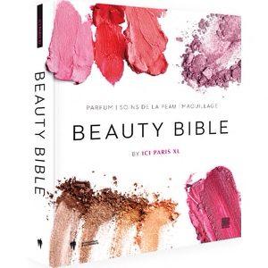 Livre Beauty Bible d'ICI Paris XL.