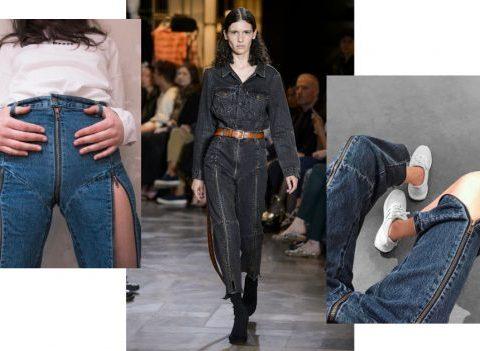 On en parle ou pas du jeans Levi's zippé par Vetements ?
